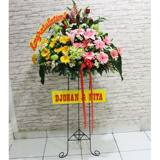 Toko Bunga Kemanggisan Jakarta Barat