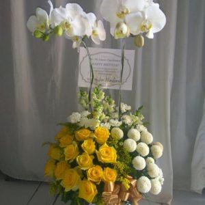 Toko Bunga di Duri Kosambi